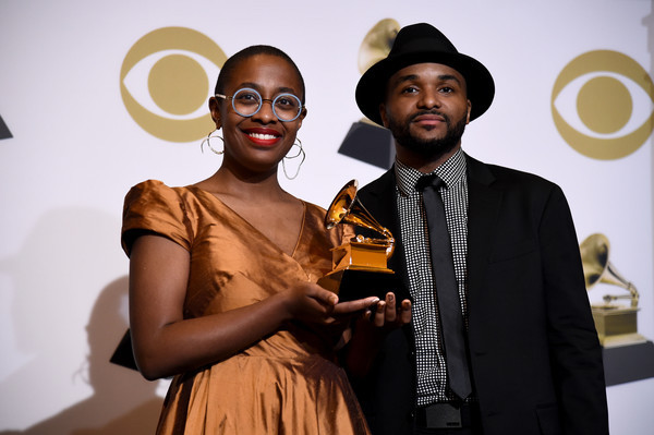 Cecile McLorin Salvant & Sullivan Fortner Win GRAMMY for Best Jazz Vocal Album for her 2018 Mack Avenue Records release, The Window