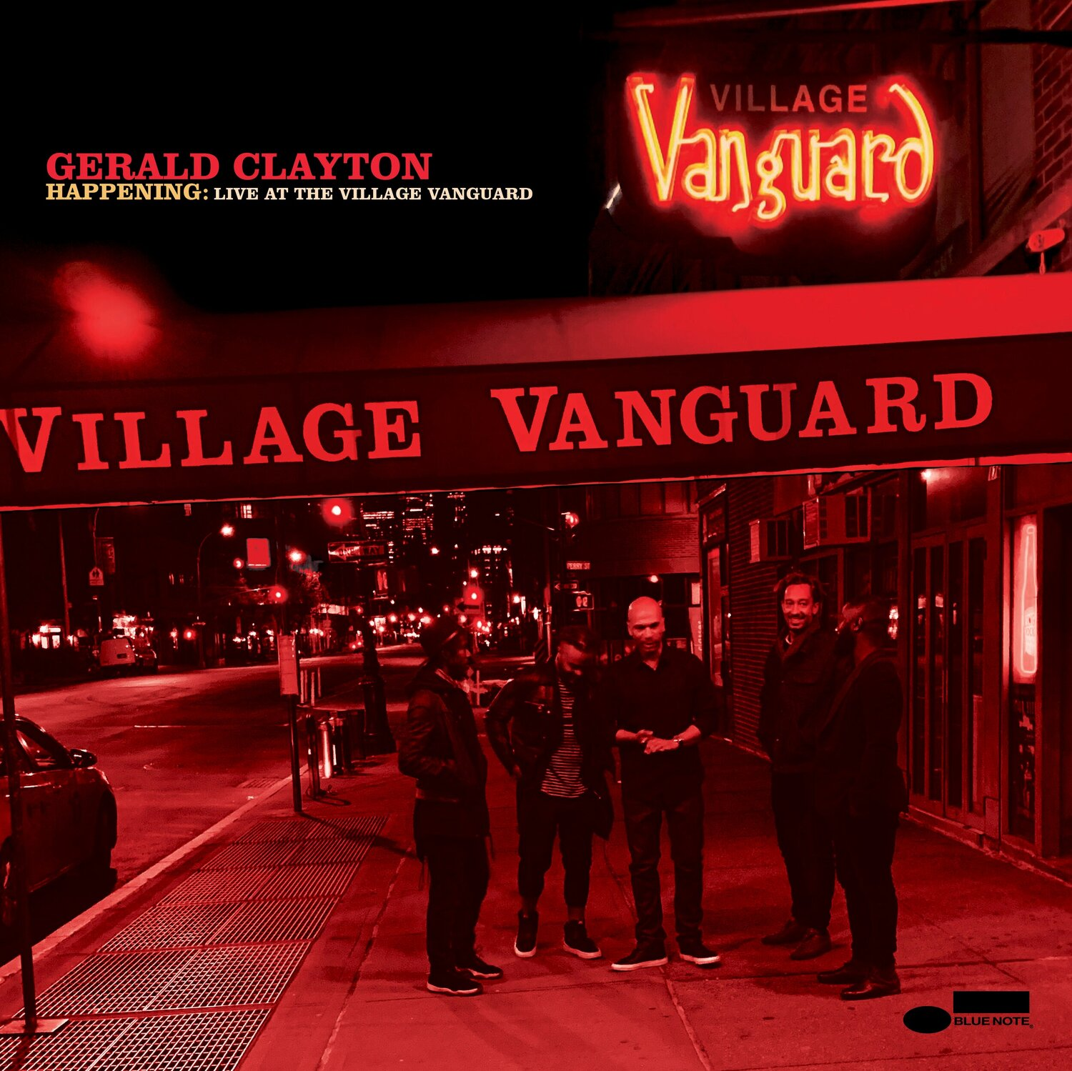 Gerald Clayton 'Happening' Live at the Village Vanguard
